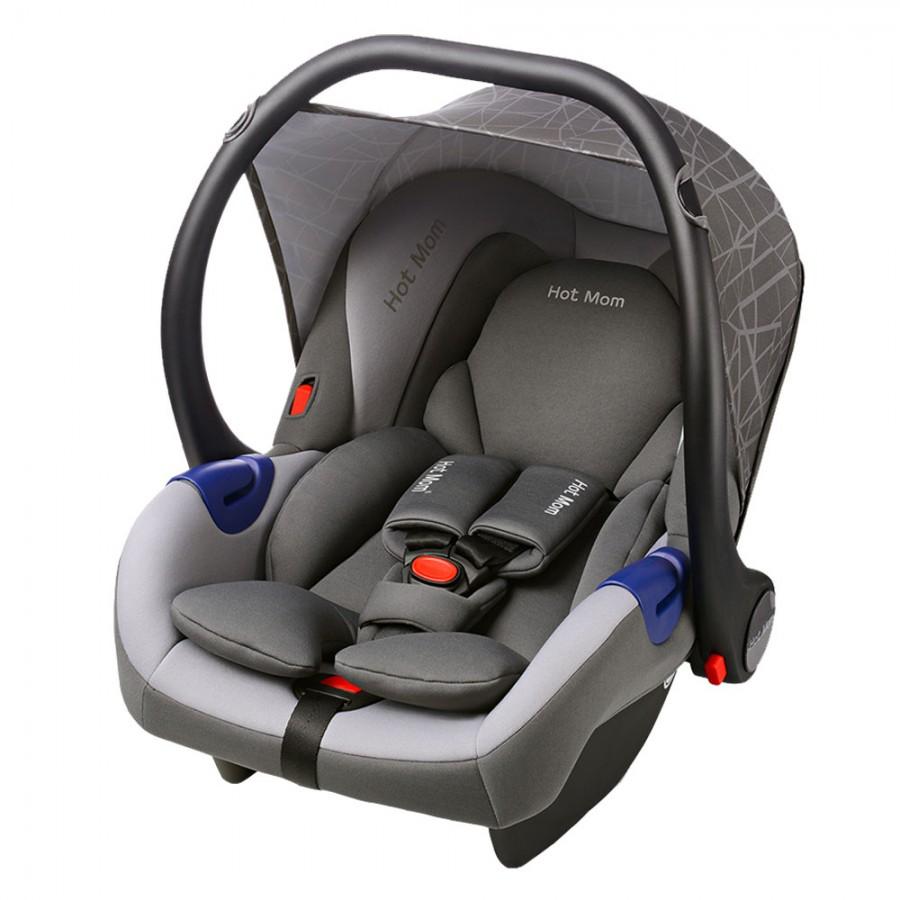 Κάθισμα αυτοκινήτου hot mom BC-001
