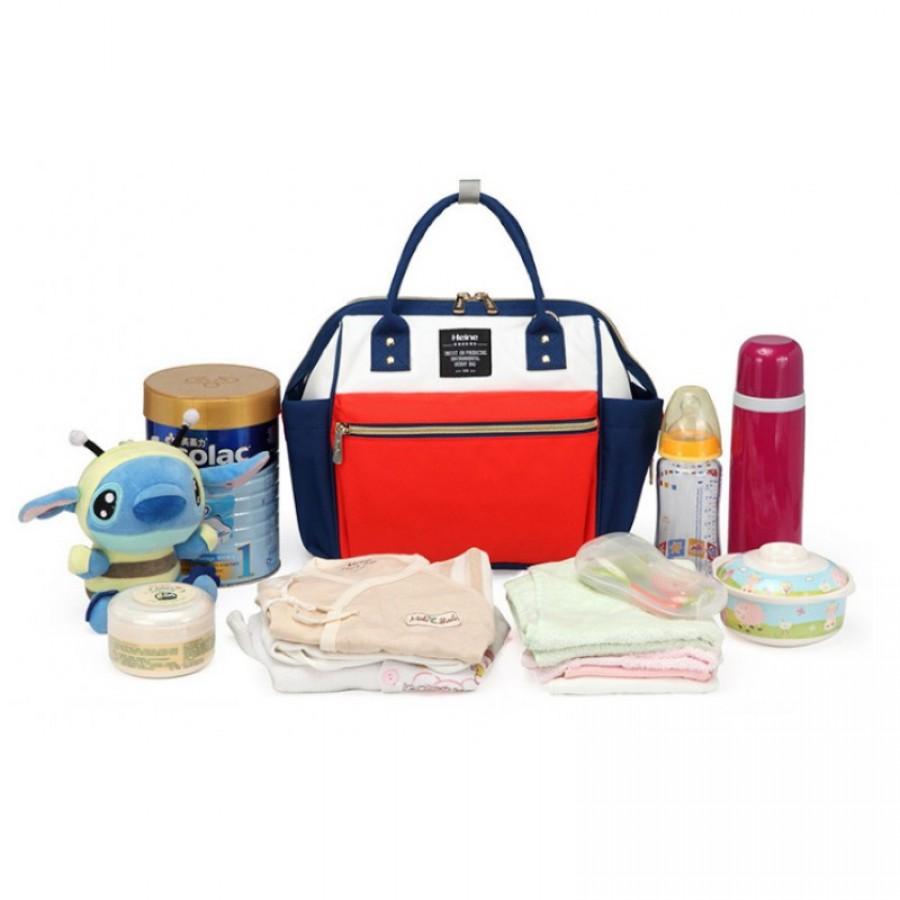 Τσάντα τρίχρωμη μωρού