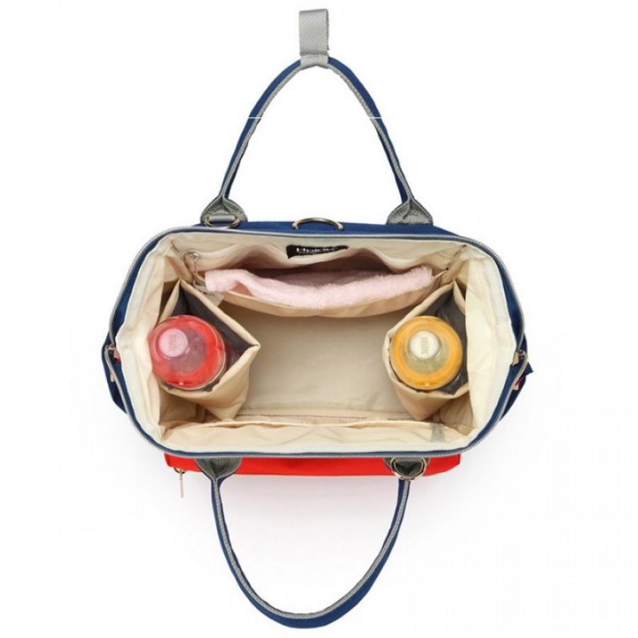 Τσάντα ώμου μωρού  μωβ ανοιχτό