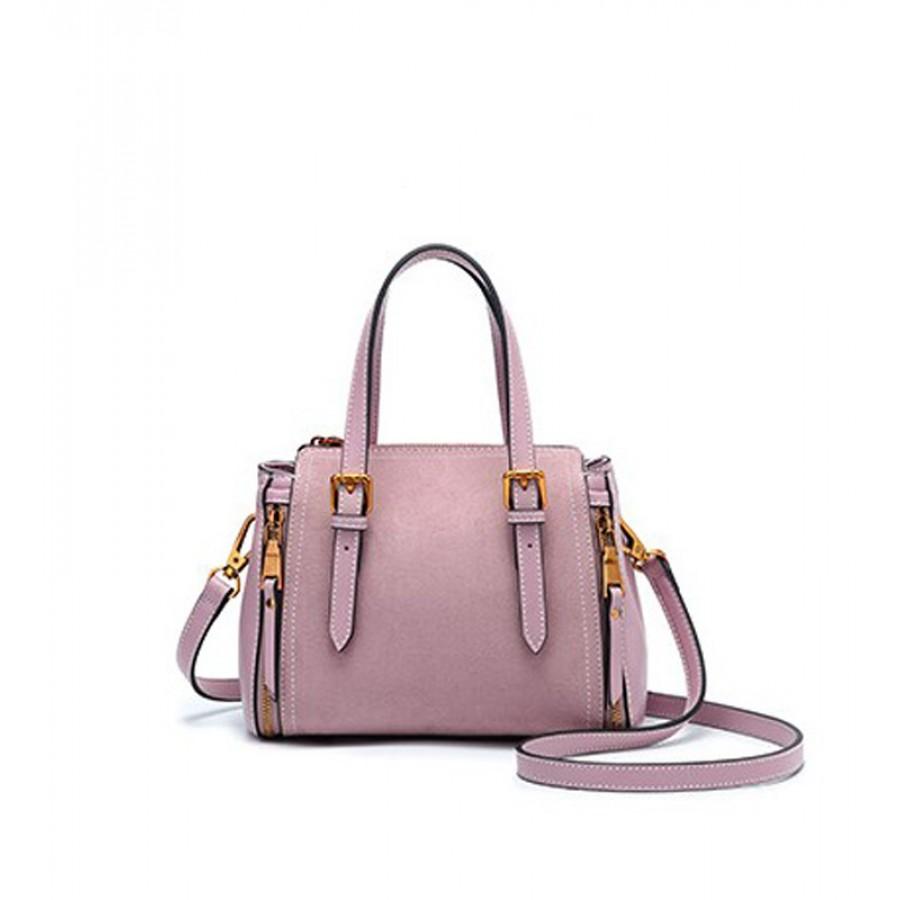 Τσάντα σε χρώμα ροζ